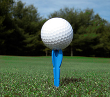 The Golf Tee & Dentistry: Now it can be told