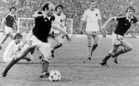 World Cup Nostalgia: Ultimately, it was televised