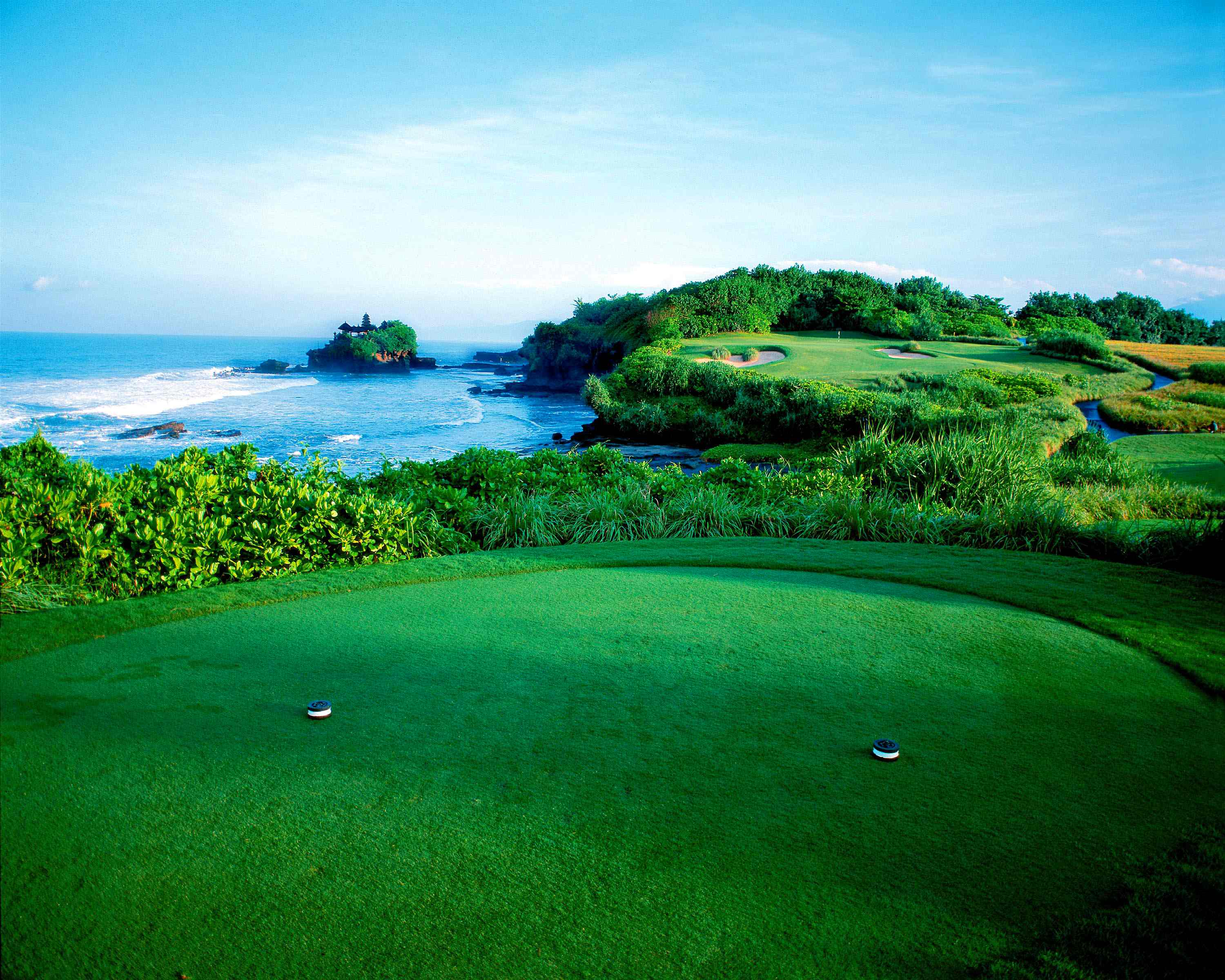 Bali Nirwana stands as epic coda to a golf season