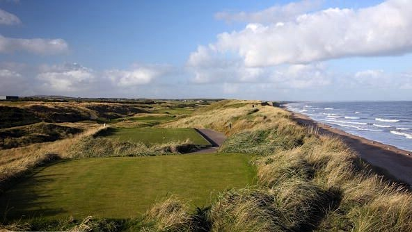 Feeding the Faithful: Golfing the East Coast of Scotland, by Rail