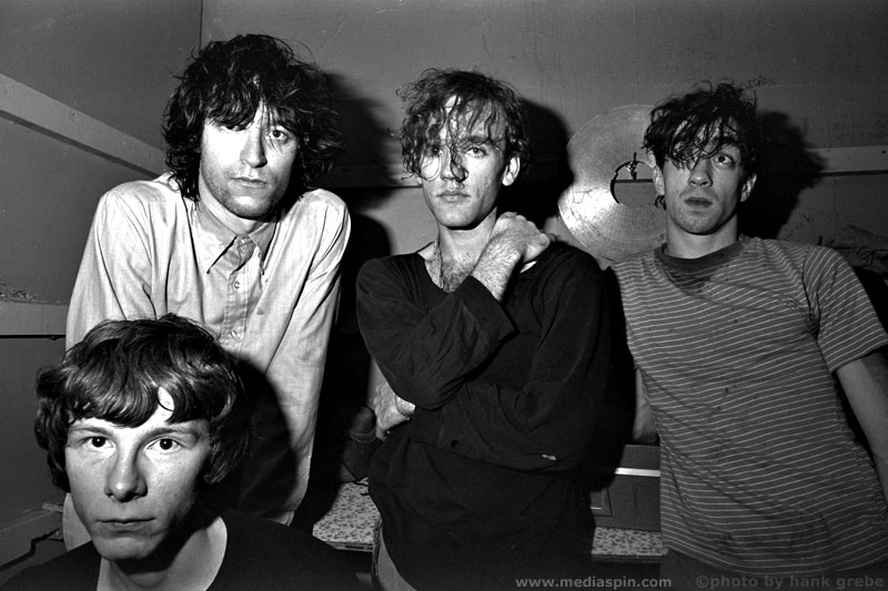 Indie Godfathers R.E.M. Refuse to Waste Another Year
