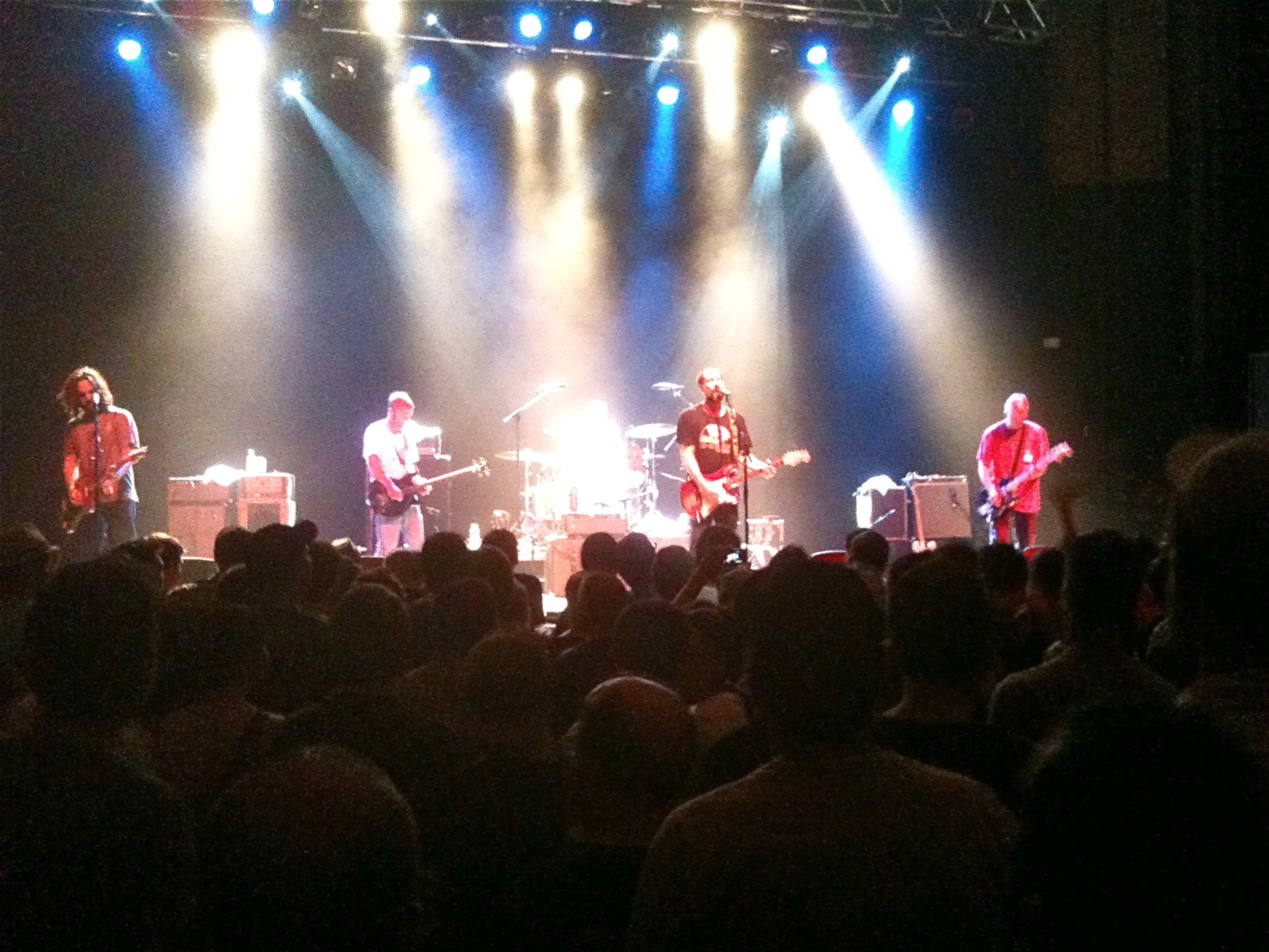 My Long and Winding Road to Built-to-Spill Fandom