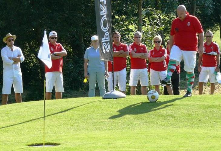 FootGolf? Yes, FootGolf. Where Do I Sign…