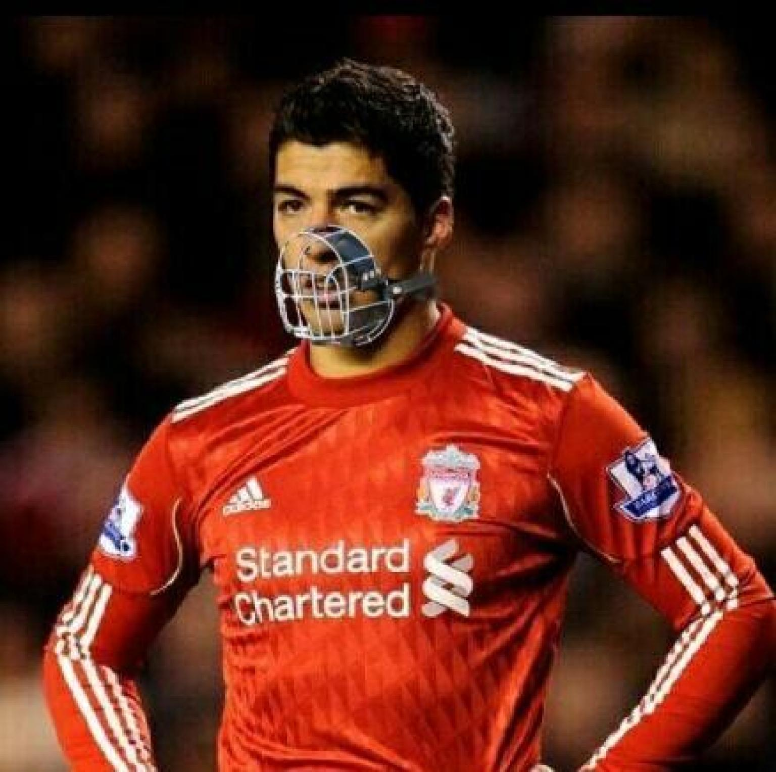 Suarez: Warped, a Bit Peckish, but a Ban Doesn't Fit