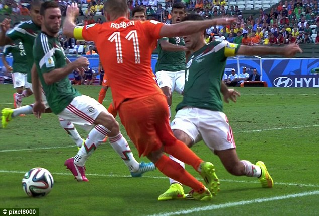 A Modest Proposal: Award Penalty Kicks from the Spot of the Foul