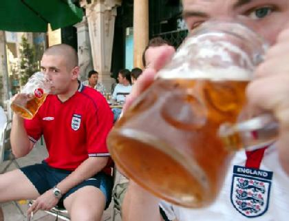 Brits Abroad on Holiday: A Partying Force Most Willful